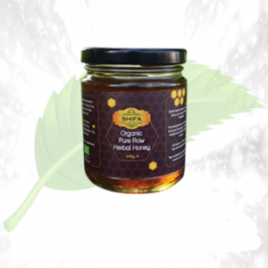 Pure Raw Herbal Honey 340GM