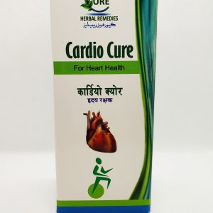 Cardio Cure Syrup 200ml by Cure