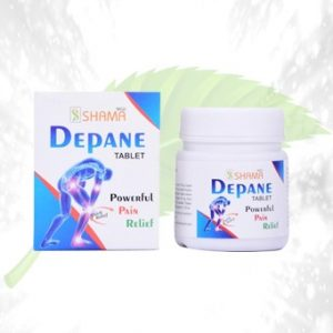New Shama Depane Herbal Pain Killer Tablets