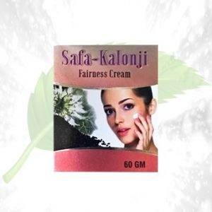 Safa Kalonji Fairness Cream