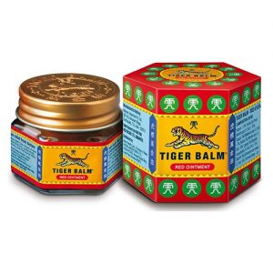 Tiger Balm Red Ointment 18gm (21ml)