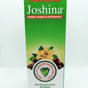 Hamdard Joshina Herbal Cough Syrup