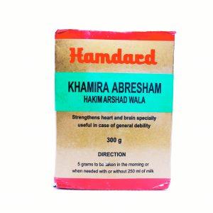 Khamira Abresham Hakim Arshad Wala 300g by Hamdard